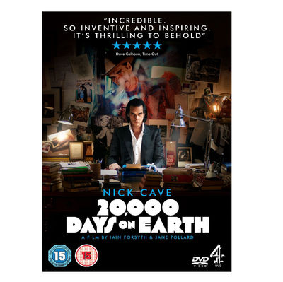 Nick Cave: 20,000 Days On Earth: Special Edition Blu-ray