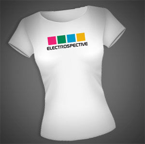 Electrospective: Electrospective Colour Blocks Womens T-Shirt