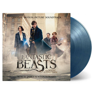 James Newton Howard: Fantastic Beasts And Where To Find Them: Original Soundtrack