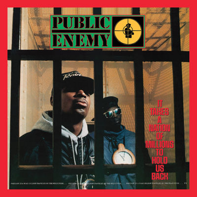 Public Enemy: It Takes A Nation Of Millions To Hold Us Back - CD & DVD Deluxe Album