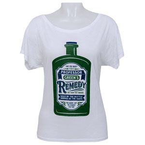Professor Green: EXCLUSIVE Remedy Tshirt - Women's