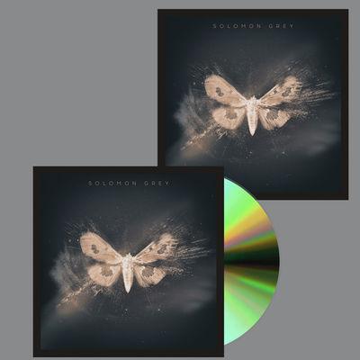 Solomon Grey: Solomon Grey - Signed CD + Poster