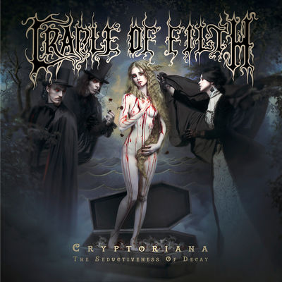 Cradle Of Filth: Cryptoriana – The Seductiveness Of Decay: Ltd Edition Gatefold Picture Disc + Signed Insert