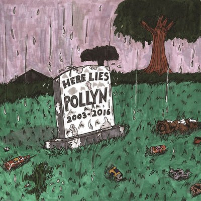 Pollyn: Anthology: Here Lies Pollyn (2003-2016): 3 Coloured Vinyl