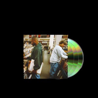 DJ Shadow: Endtroducing (20th Anniversary Endtrospective Edition)