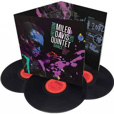Miles Davis: Freedom Jazz Dance: The Bootleg Vol. 5