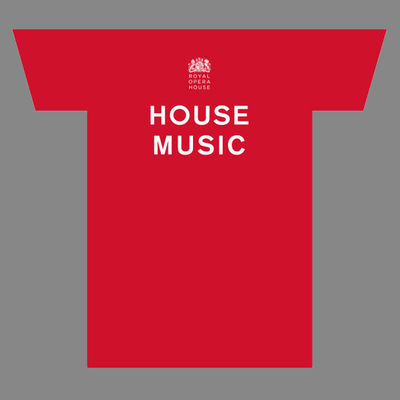 Pet Shop Boys: House Music ROH T-Shirt