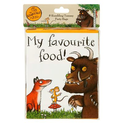 The Gruffalo: Gruffalo 8 Rumbling Tummy Party Bags