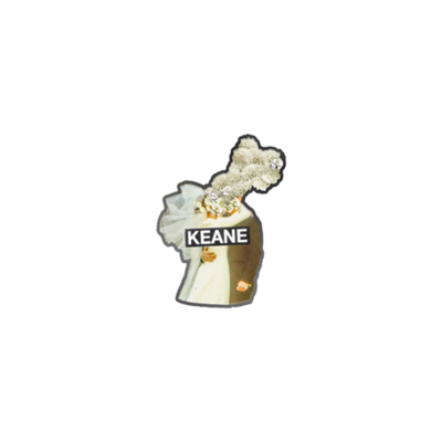 Keane: Cause and Effect Enamel Badge