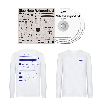 Blue Note: Re:imagined CD & T-shirt Bundle
