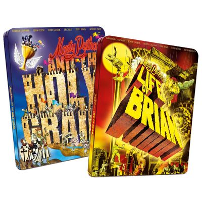 Monty Python: Monty Python - Steelbook Bundle (Blu-ray)