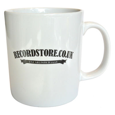 Recordstore.co.uk: Recordstore White Mug