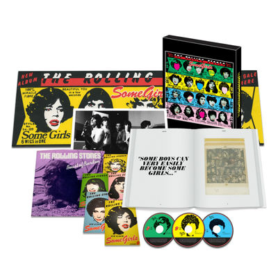 The Rolling Stones: Some Girls: Super Deluxe Box Set