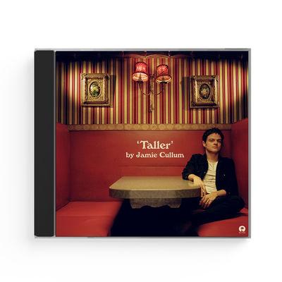Jamie Cullum: 'Taller' Deluxe CD