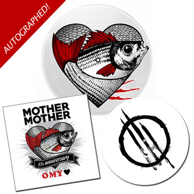 Mother Mother: O My Heart Picture Disc LP Bundle