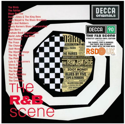 Various Artists: The R&B Scene: Double Heavyweight Vinyl [RSD 2019]
