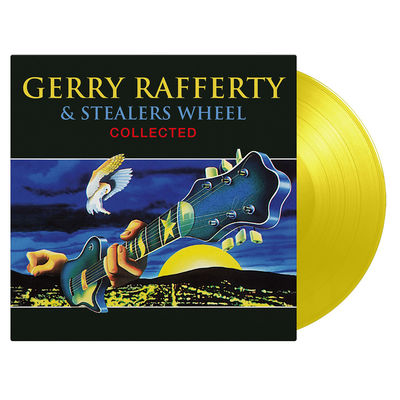 Gerry Rafferty & Stealers Wheel: Collected: Limited Edition Yellow Vinyl