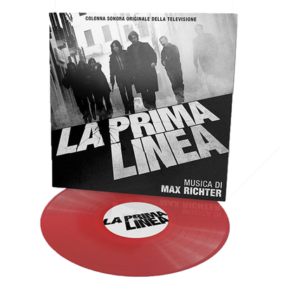 Max Richter: La Prima Linea: Transparent Red