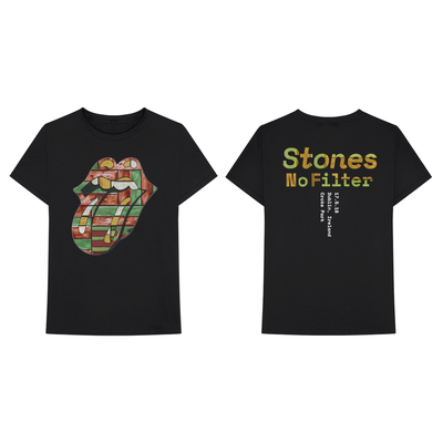 The Rolling Stones: Dublin T-Shirt