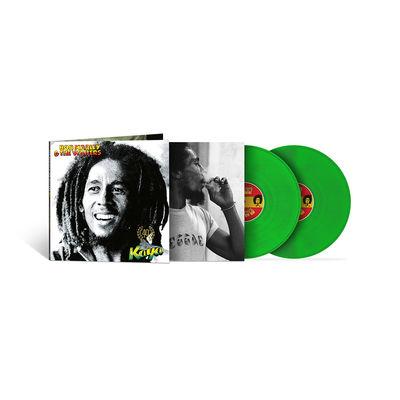 Bob Marley and The Wailers: Kaya 40 - Limited Edition Green Vinyl