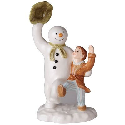 The Snowman: The Snowman and James Dancing