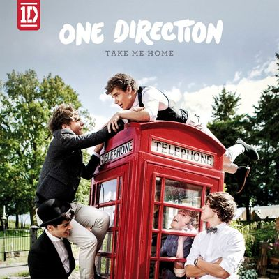 One Direction: Take Me Home - Album CD