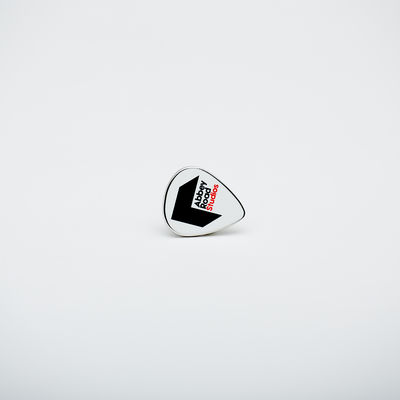 Abbey Road Studios: Plectrum Pin Badge
