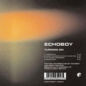 Echoboy: Turning On