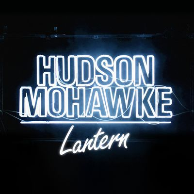 Hudson Mohawke: Lantern: Signed CD