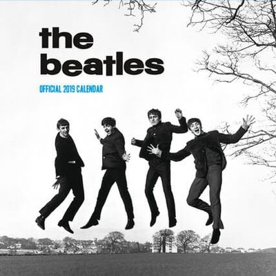 The Beatles: The Beatles Official 2019 Calendar