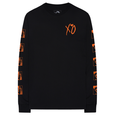 The Weeknd: Carnal Longsleeve