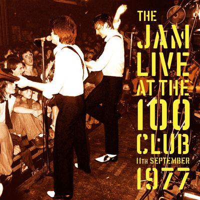 The Jam: Live at The 100 Club - Exclusive Pressing