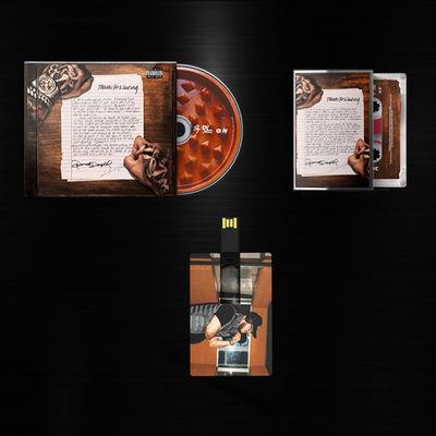 Potter Payper: Thanks For Waiting: CD, Cassette & USB