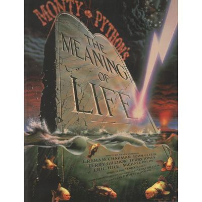 Monty Python: The Meaning of Life Screenplay (Paperback)