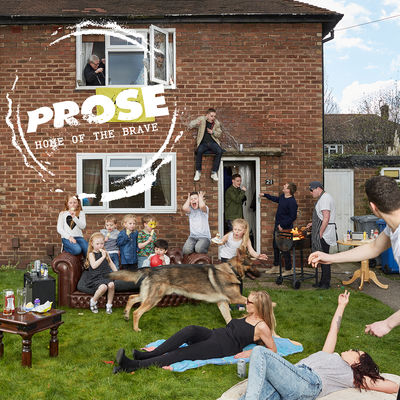 Prose: Home Of The Brave LP (Signed)