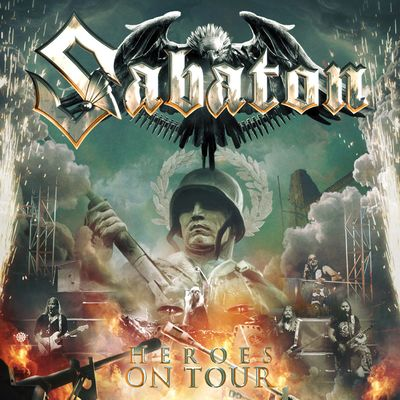 Sabaton: Heroes On Tour + Poster