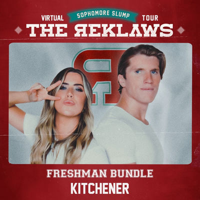 The Reklaws: KITCHENER - NOVEMBER 26 8PM