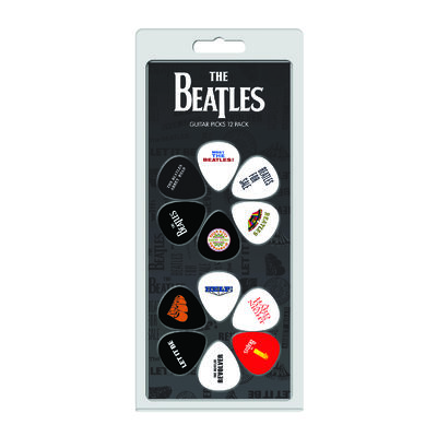 The Beatles: PERRI 12 PACK THE BEATLES - ALBUMS PICKS