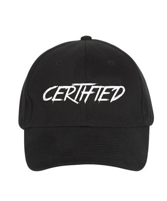 I Play Dirty: Certified Black Cap
