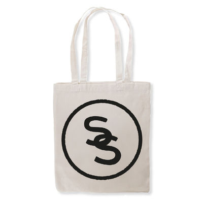 Sam Smith: Circle Logo Tote Bag