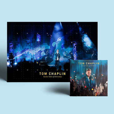 Tom Chaplin: TC Advent Calendar & Twelve Tales of Christmas Standard CD