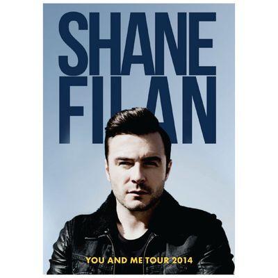 Shane Filan: Shane Filan Tour Programme