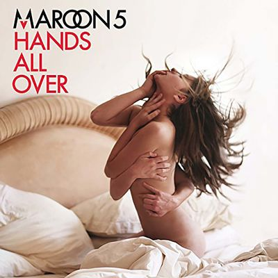Maroon_5: Hands All Over LP