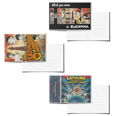 The Lathums: Postcard Set
