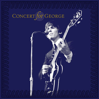 George Harrison: Concert For George Deluxe 4 LP Box