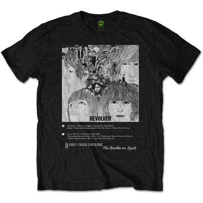 The Beatles: Revolver 8 Track T-Shirt