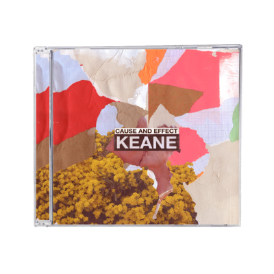 Keane: Cause and Effect: Standard CD