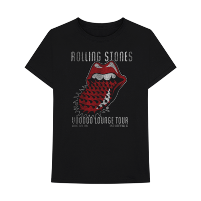 The Rolling Stones: VOODOO LOUNGE '94 NJ T-SHIRT