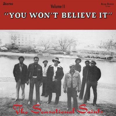 Sensational Saints: You Won't Believe It