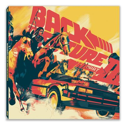 Alan Silverstri: Back To The Future III